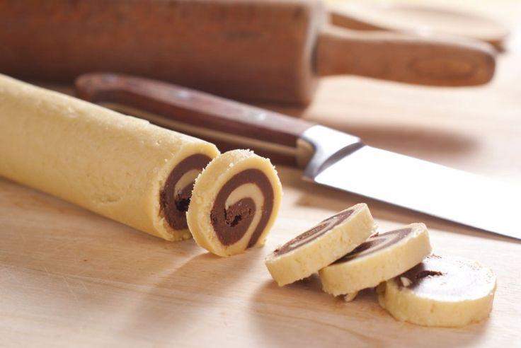 Einfache Zubereitung mit großer Wirkung: Das Rezept für die leckeren Windrad-Kekse kommt bei allen Naschkatzen gut an - nicht nur wegen ihres hübschen Aussehens!