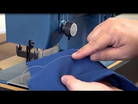 ▶ Learning to Sew Part 2: How to Stitch - YouTube
