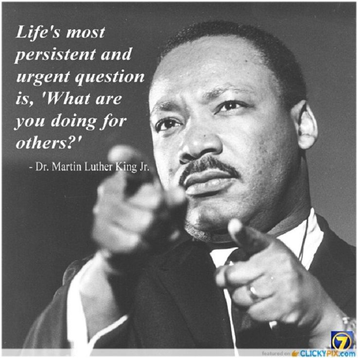 What were martin luther king jr's beliefs?