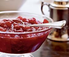 Recipe Cranberry Sauce by Thermo Girl - Recipe of category Side dishes
