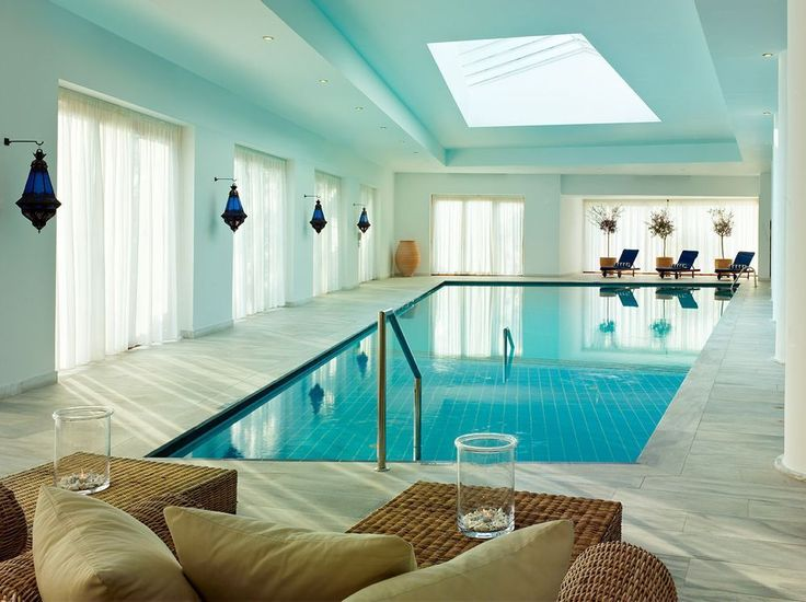 Hotel Spas in the Mediterranean: Blue Palace, a Luxury Collection Resort and Spa, Crete