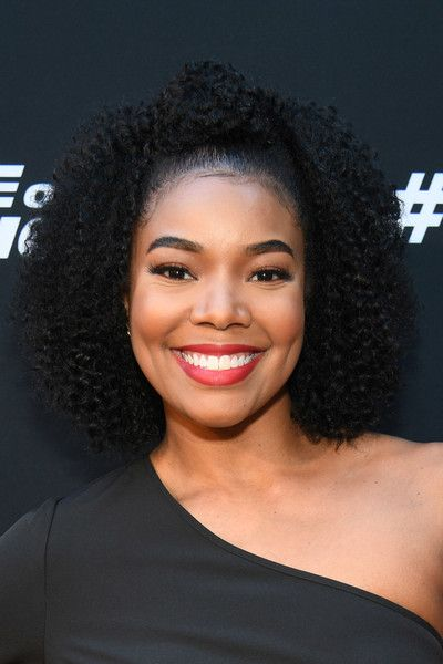 Actress Gabrielle Union attends 'The Fate of the Furious' Atlanta red carpet screening.