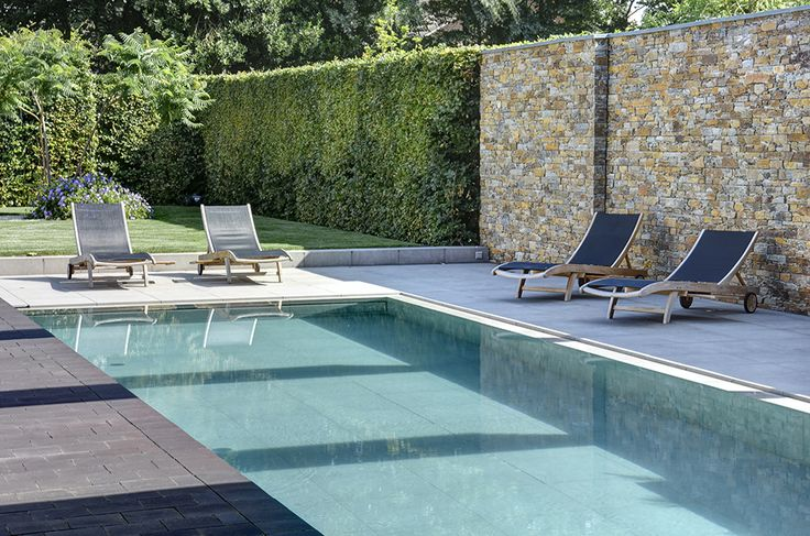 Outdoor swimming pool by VSB Wellness - buitenzwembad