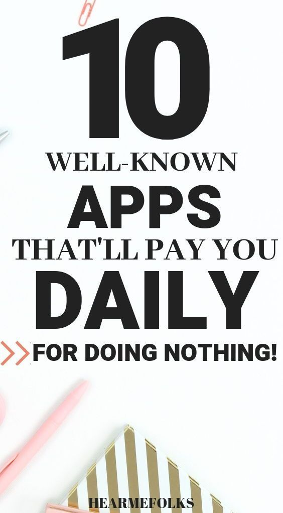 10 Amazing Apps That Pay You Real Money – Upto $10k – Money