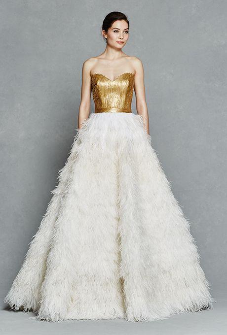 Brides: Kelly Faetanini Wedding Dresses - Spring 2017 - Bridal Fashion Week