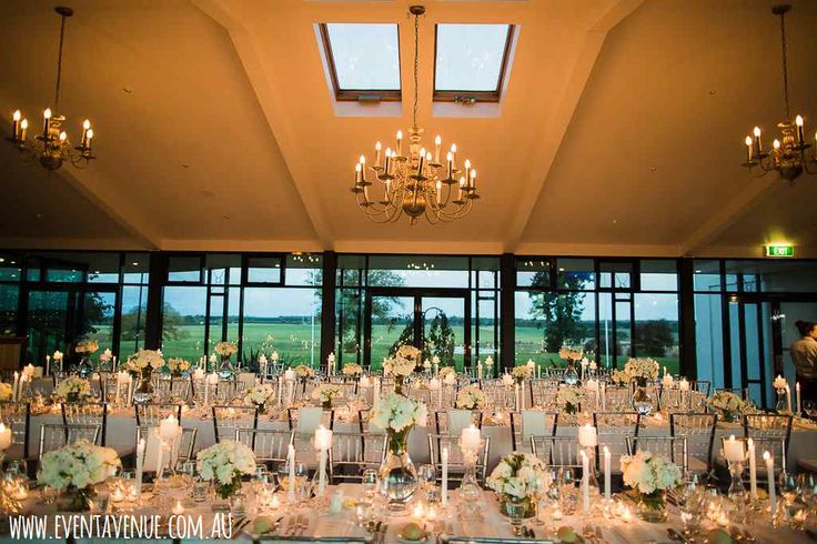 Classic and elegant wedding, Elegant wedding reception