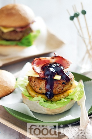 23 best weekdays images on pinterest ideas magazine live tropical chicken burgers page 50 november 2012 issue super food ideas forumfinder Images