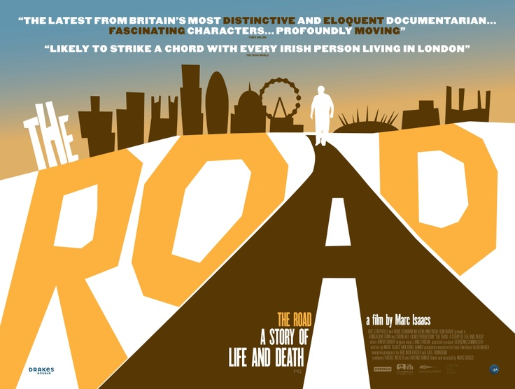 'The Road: A Story of Life and Death' offers a fascinating and intimate insight into the lives of people who have come to London and struggled to make the city their home. Isaacs introduces a diverse number of characters who have come to London from all over the world in order to seek a better life.  Directed by Marc Isaacs.