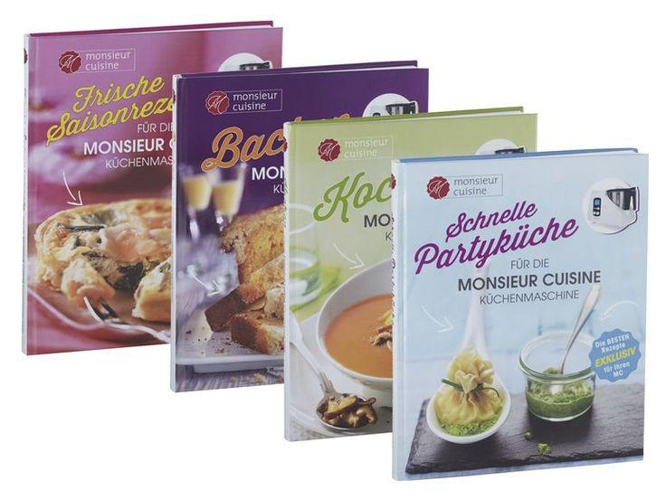 Passende Kochbücher Monsieur Cuisine 1