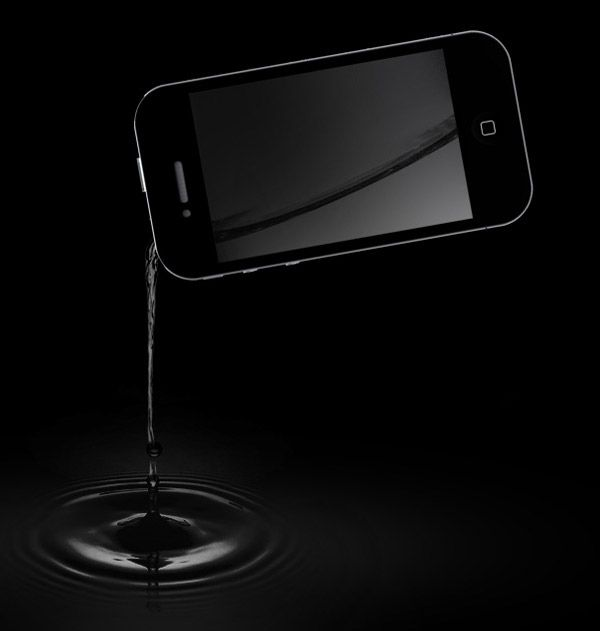 Flask Disguised As iPhone