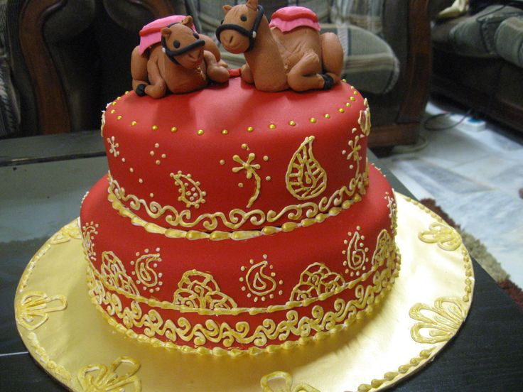 18 Best Images About Wedding Cake In Rajasthani Theme On Pinterest