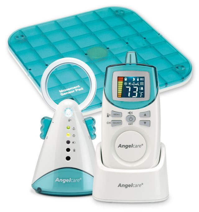 Angel Care Monitor (detects movement)...best monitor out there!!!