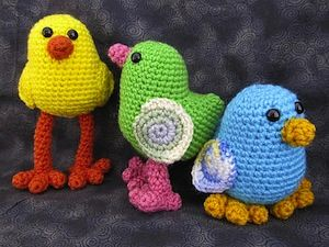 180 best chick crochet patterns images on pinterest crocheting chicka chickah chick 350 by deb richey of crafty deb chicks part 1 fandeluxe Choice Image