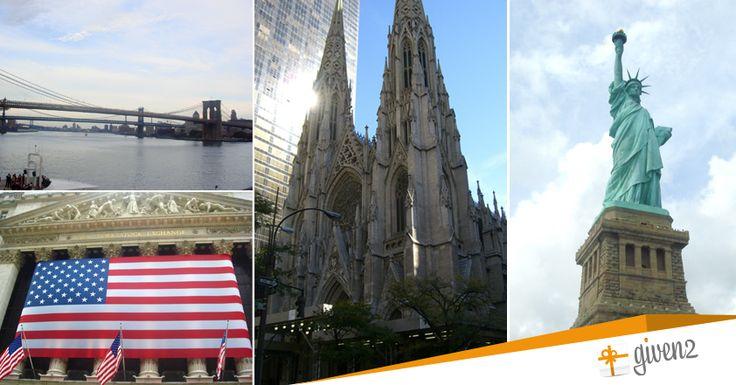Viaggio di nozze in America: New York