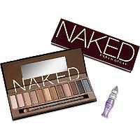 Urban Decay Naked Eye Shadow palette: Eyeshadows Palettes, Naked Eyeshadows, Eye Makeup, Eye Color, Eye Shadows, Eye Shadow Palette, Eyeshadow Palette