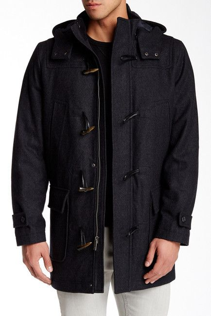 17 Best Images About Men S Duffle Amp Toggle Coats On