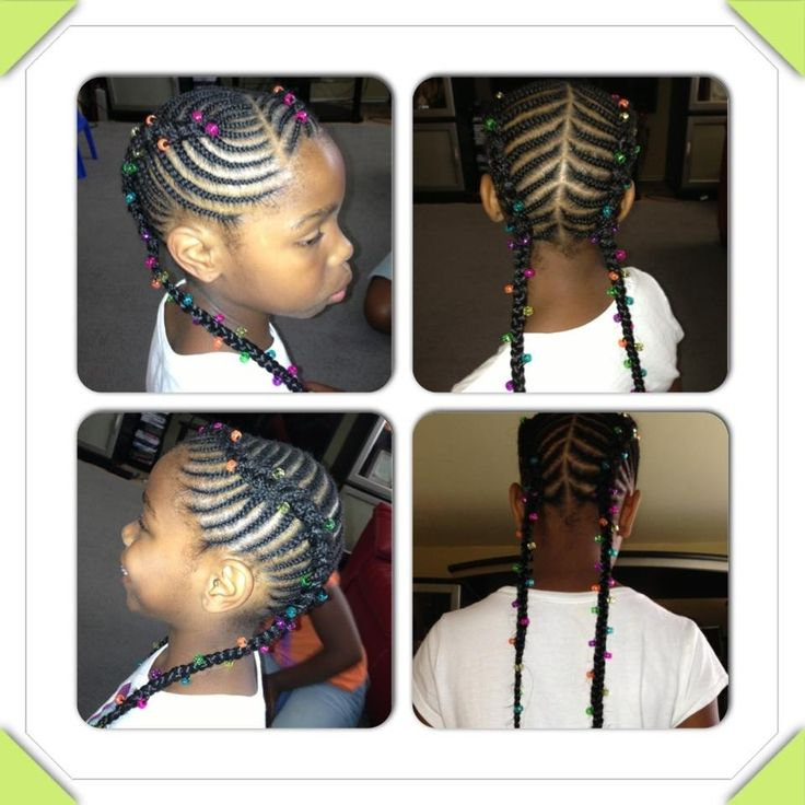 Miraculous 1000 Images About Natural Kids Dutch French Braids On Pinterest Short Hairstyles For Black Women Fulllsitofus
