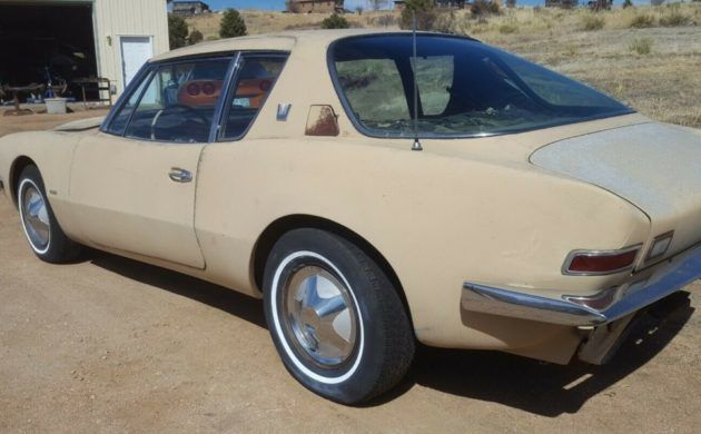 Supercharged 4 Speed 1963 Studebaker Avanti R2 In 2020 Classic