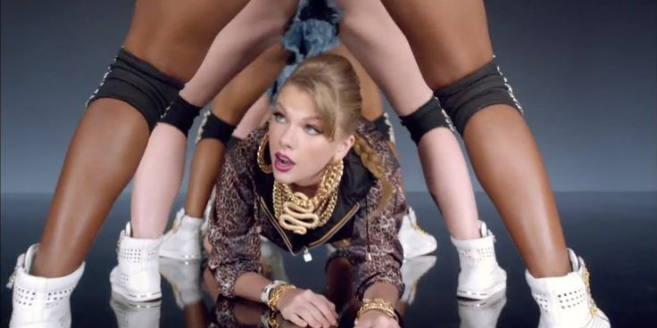 Black viewers call out new taylor swift video
