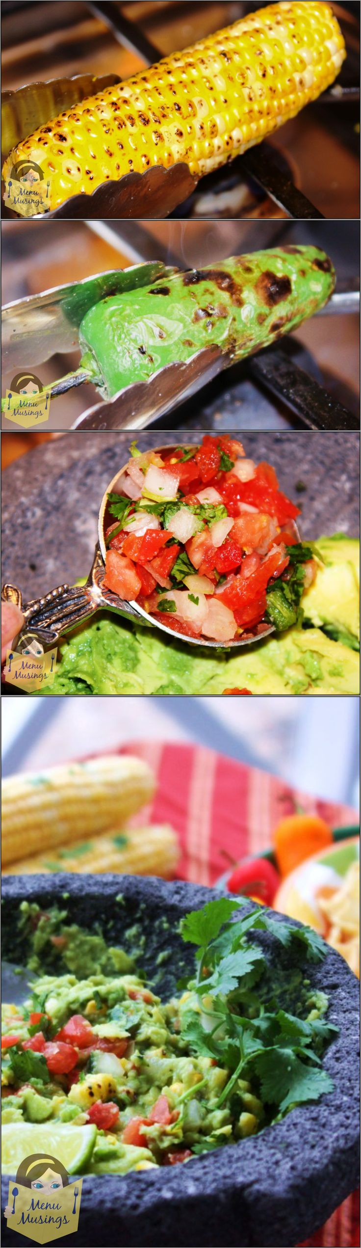 Fire Roasted Corn Guacamole - my favorite guac recipe of all time ...