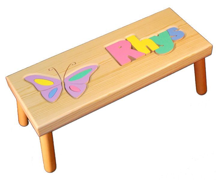 120 best every child needs a step stool images on pinterest butterfly name puzzle stool step stoolspastel colorspastelspuzzlesbaby giftslearning negle Image collections