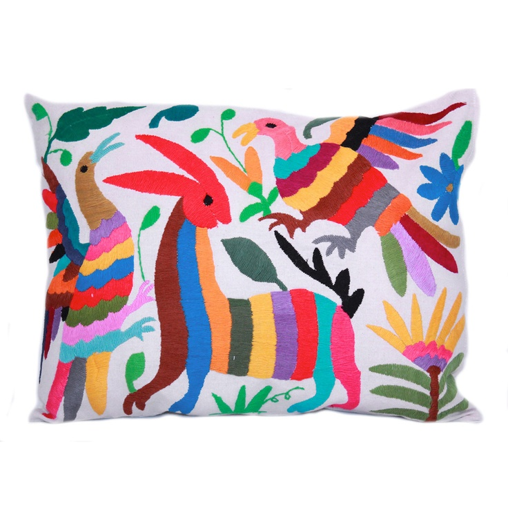 Canneo Otomi Pillow