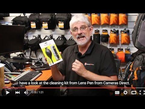 $32.86 LensPen Camera Cleaning Kit   Cameras Direct Australia