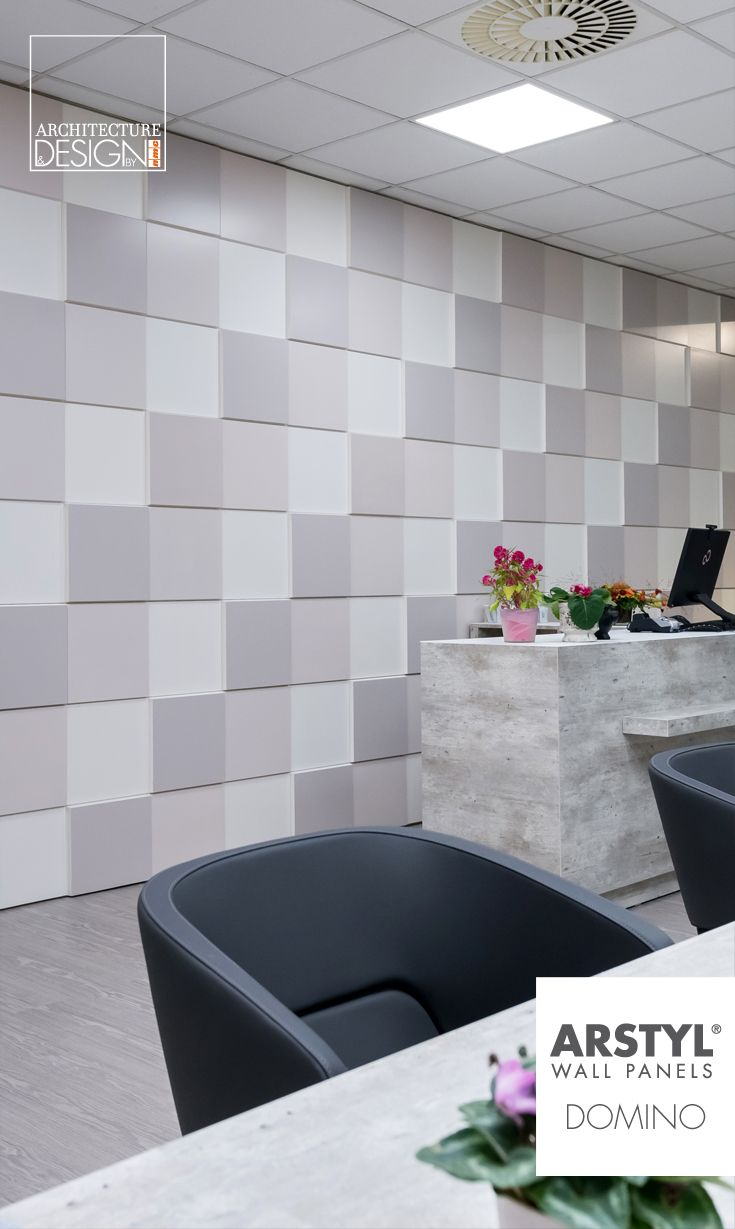 Project realized with our ARSTYL® Wall Panels DOMINO by MfG Meisterbetrieb für farblich fachgerechte Gestaltung GmbH