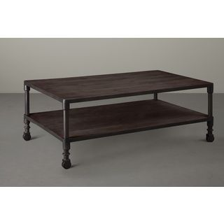 Gallery Of Renate Coffee Finish Coffee Table.