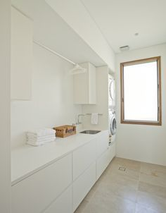 Transform your laundry into a beautiful multi-purpose hub