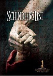 """""""Schindler's List"""" (film) (1993) (196 min) The award-winning film, based on a true story, about businessman Oskar Schindler, who ended up saving the lives of more than a thousand Holocaust refugees, mostly Jews."""