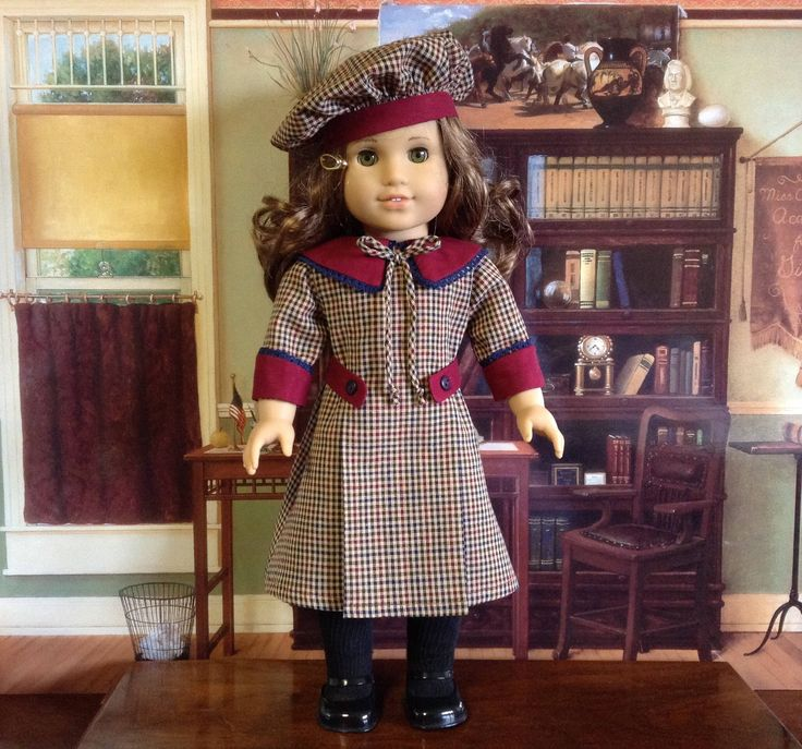 American Girl 1914 Fall Middy Dress for American Girl Doll by HeidiMaidDollClothes on Etsy https://www.etsy.com/ca/listing/532963400/american-girl-1914-fall-middy-dress-for