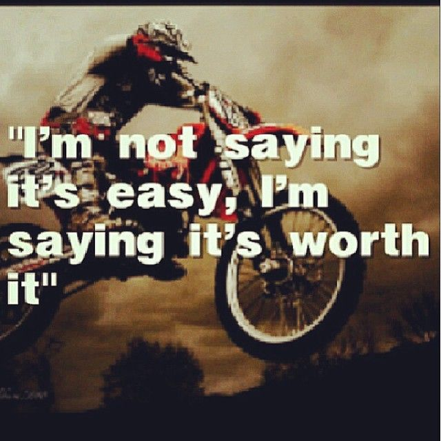 Motocross Quotes 29                                                                                                                                                                                 More