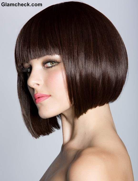 Different Variations of Bob Haircut - Helmet Bob Haircut