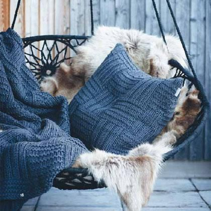 CATE blanket, home decor, furniture, Linum