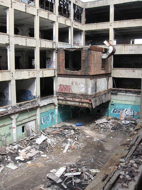 Detroit: Packard Plant