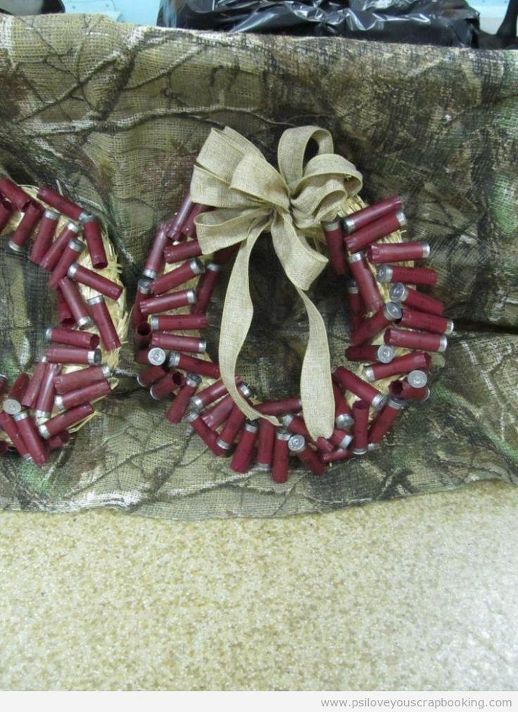 Redneck Crafts Using Shotgun Shells. Redneck Wedding DecorationsRedneck ...