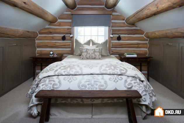 19 Волшебных дизайнов спальни в деревенском стиле для Вашего душевного отдыха, Дизайн интерьера дома и квартиры | Энциклопедия ремонта |
