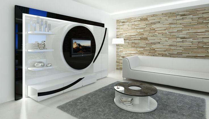 17 best images about decora o interiores on pinterest - Interiores de casas modernas ...