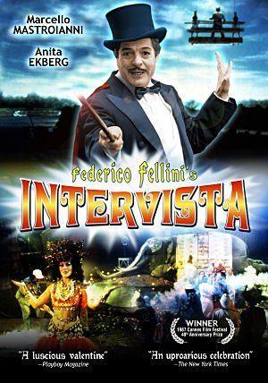 Fellini and Mastroianni together again
