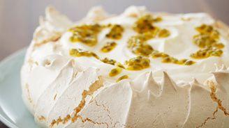 Bake With Anna Olson - Classic Passion Fruit Pavlova