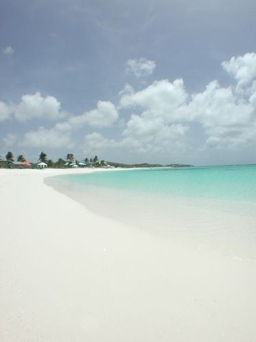 Anguilla beaches are the best.