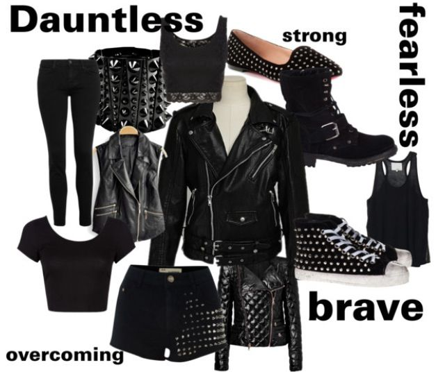 Dauntless!