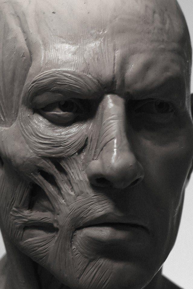 Traditional Sculpture, Rodrigo Graça on ArtStation at https://www.artstation.com/artwork/traditional-sculpture