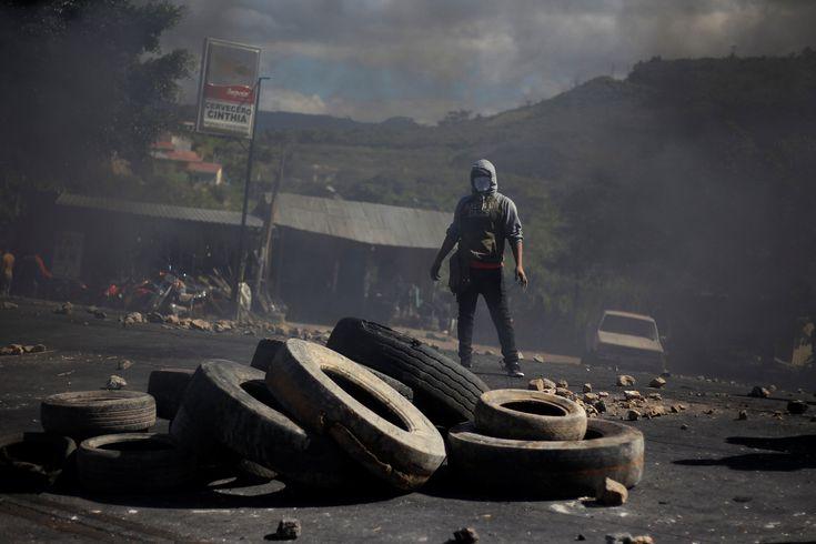 Al menos siete muertos en las protestas contra el fraude electoral en Honduras