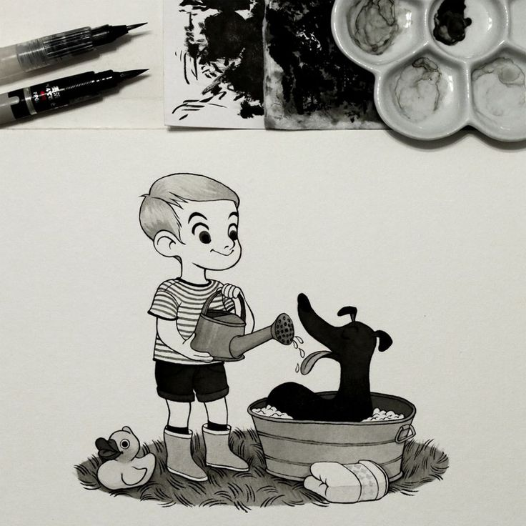 154 best Inktober images on Pinterest | Inktober, Drawing art and ...