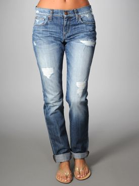 I love these jeans! Every girl needs these