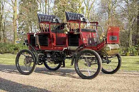 1903 Locomobile Six Passenger Touring - (Locomobile Co. of America, Bridgeport, Connecticut 1899 -1929)