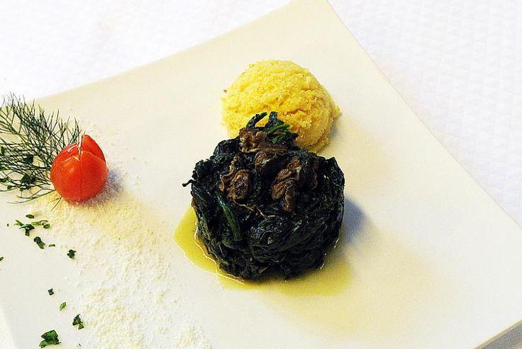 Ricetta Lumache alla bresciana con gli spinaci - Cucina e Sapori - Giornale di Brescia