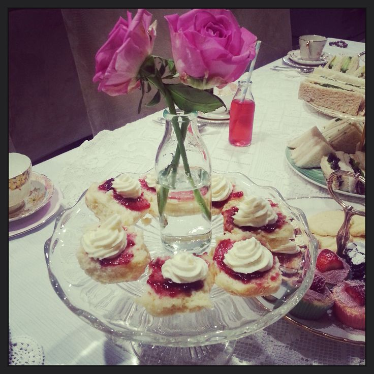 Vintage High Tea and Event styling.
